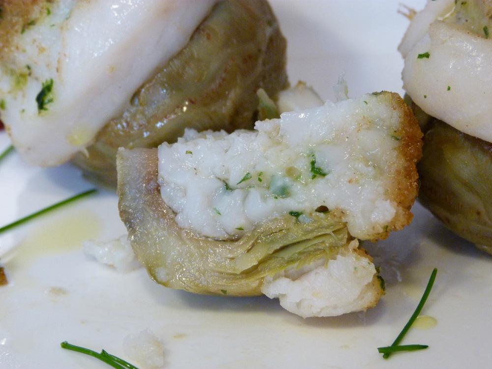 carxofes farcides de peix-A3