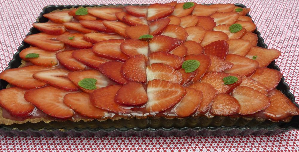 tarta crema-fraules
