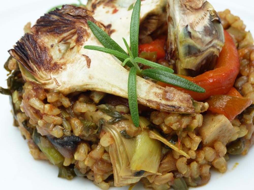 Paella de verdures1