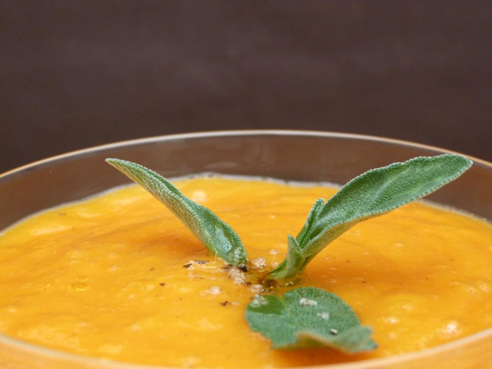 Crema de carabassa i mango2