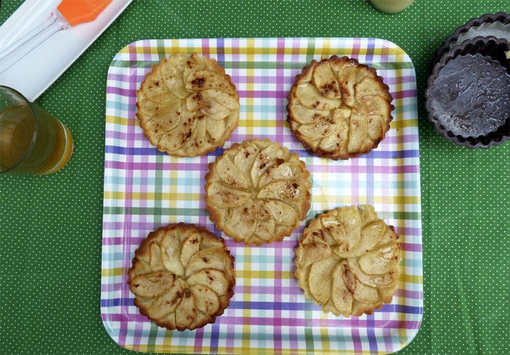 Pastissets de poma