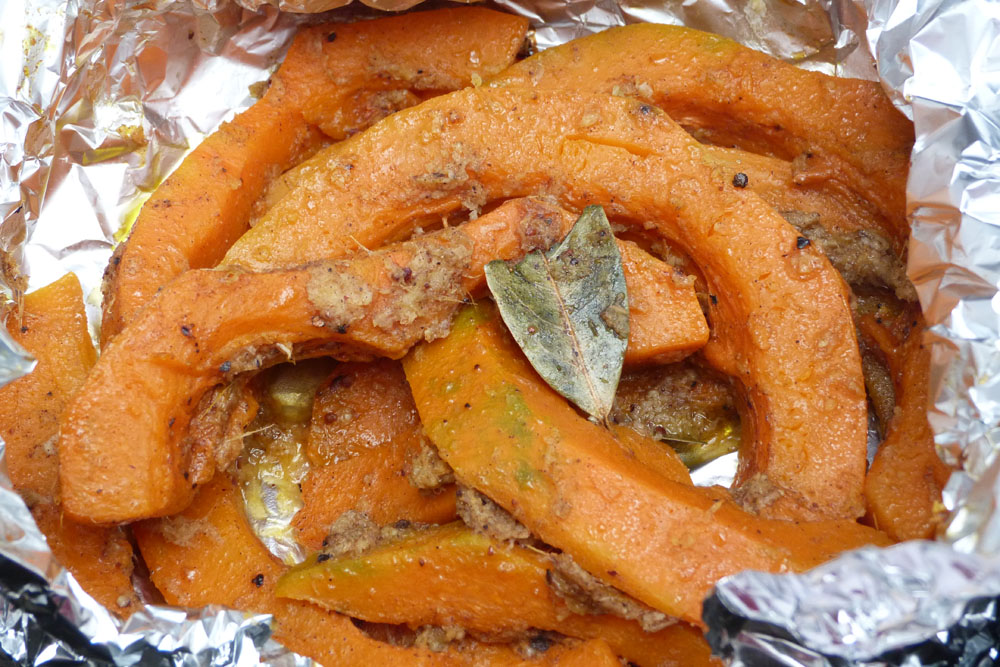 Crema moniatos-carabassa